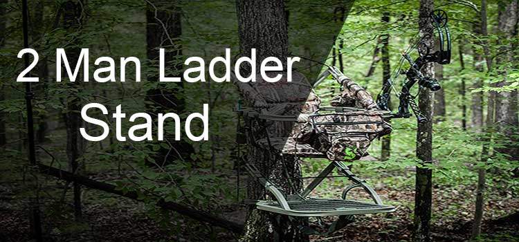 Best 2 Man Ladder Stand In 2020 - [14 Products Analyzed]
