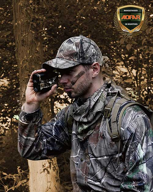 can i use a hunting rangefinder for golf